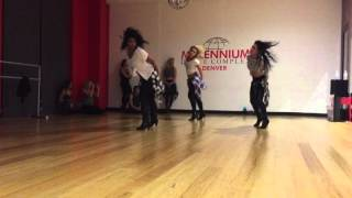 "Tinashe ""Wildfire""  Brinn Nicole Master Class Select Group"