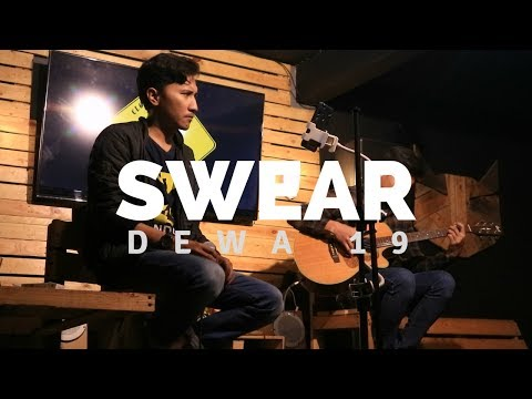 Dewa 19 - Swear (Cover) | Halik Kusuma Feat Uel Mp3