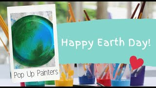 How To Make Easy Earth Day Crafts!