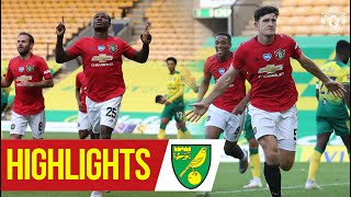 Ighalo & Maguire send United to Wembley! | Highlights | Norwich City 1-2 Manchester United (AET)