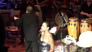 """Julia Neigel mit Soul-Mates """"Schatten an der Wand"""" Amphitheater Großkoschen 18.07.2014"""