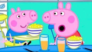 Свинка Пеппа на русском все серии подряд | Фильм Пеппы и Джорджа | Мультики