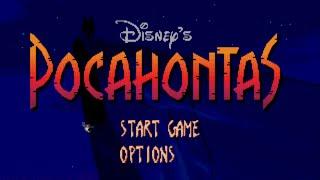 [Full GamePlay] Pocahontas [Sega Megadrive/Genesis]