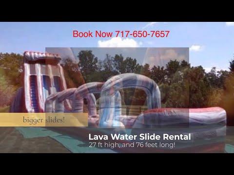 Water Slide Rentals Lancaster, Pennsylvania