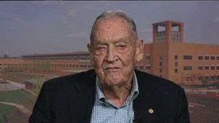 Vanguard Group founder on the problem with index funds