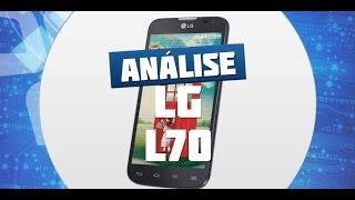 LG L70 [Análise de Produto] - Tecmundo
