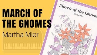 March of the Gnomes by Martha Mier