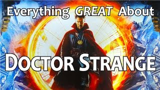 Download Youtube: Everything GREAT About Doctor Strange!