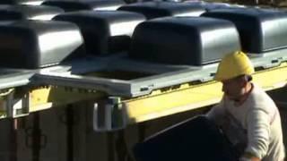 skydome 2 montaggio cupole