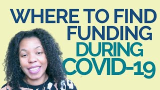 Where to Find Funding During COVID 19 for Your Nonprofit
