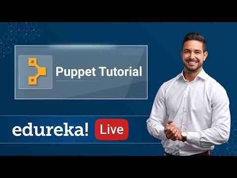 Puppet Tutorial   DevOps Training   Edureka DevOps Live