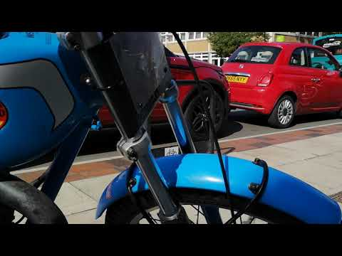Bultaco Sherpa 250 T Road Legal Engine Rebuilt At Sammy