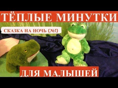 """Сказка на ночь для малышей (№1) Сказки на ночь для детей. Сборник детских сказок """"Спокойной ночи"""""""