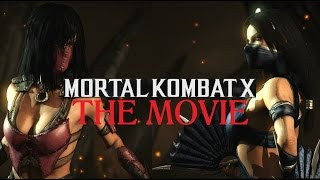 Mortal Kombat X The Movie Full Story Mode 1080p 60FPS