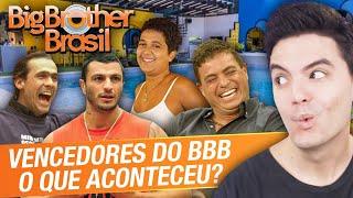 VENCEDORES DO BBB: O QUE ACONTECEU? #1