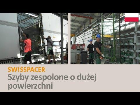 SWISSPACER - Szyby zespolone o dużej powierzchni