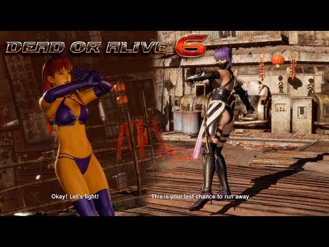 Dead Or Alive 6 Leifang vs Ayane PC Mod