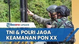 TNI-Polri Mengerahkan 1.500 Personel untuk Jaga Potensi Gangguan Keamanan PON XX