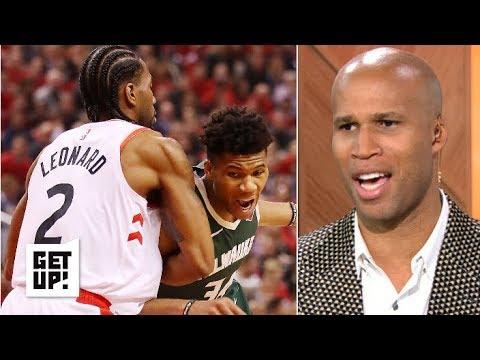 b67c90da154c7 The Warriors are hoping the Bucks vs. Raptors series goes the distance –  Richard Jefferson