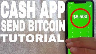 Wie lange dauert es, bis Bitcoin von Cash-App in die Coinbase schickt?