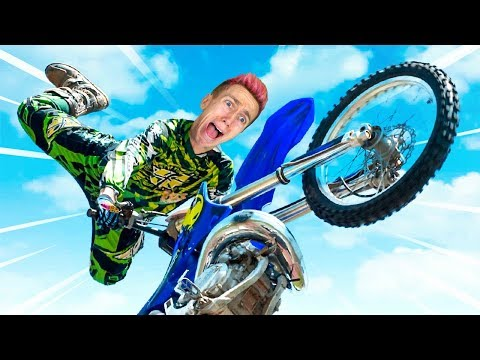 I'M CRAZY WITH THE BIKE (Trials Rising)