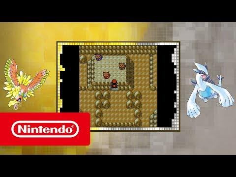 Pokémon Gold Version and Pokémon Silver Version – Launch Trailer (Nintendo 3DS)