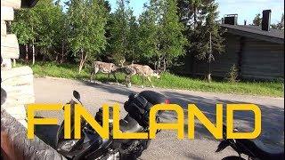 Недельное мотопутешествие по Финляндии (2017) / Motorbike tour in Finland