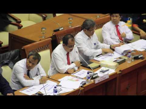 Rapat Dengar Pendapat DPR Komisi XI & DJBC