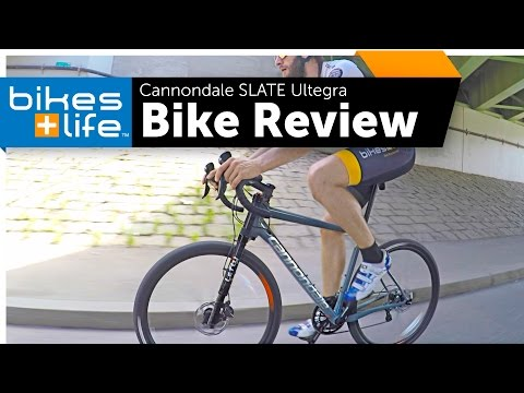 Cannondale Slate – The Future of Road Bikes