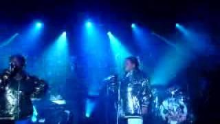 Basement Jaxx - Oh My Gosh (Live in Birmingham - 23/04/09)