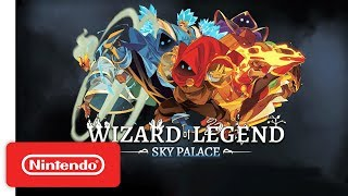 Wizard of Legend: Sky Palace Update - Launch Trailer - Nintendo Switch