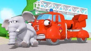 Die Helden der Stadt   Zeichentrick für Kinder   Cartoons Für Kinder