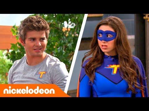 Les Thunderman | Qui est le meilleur super-héros ? | Nickelodeon France