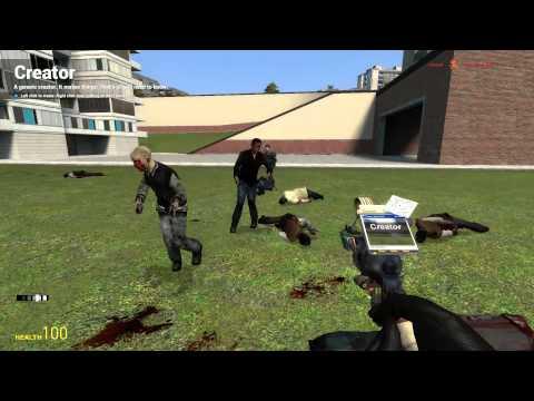 Garry's Mod - Murderthon's Pistol SWEP - смотреть онлайн на Hah Life