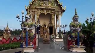 Остров Самуи 2018. Статуя Биг Будда. Храмы Самуи.