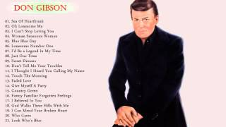 Don Gibson : Greatest Hits - The Best of Don Gibson