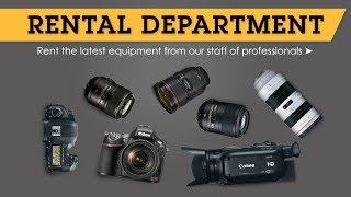 National Camera Exchange Rental