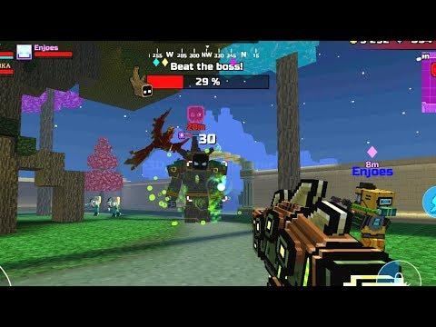 NEW RAID MAGIC - Pixel Gun 3D New Update 16.4.0