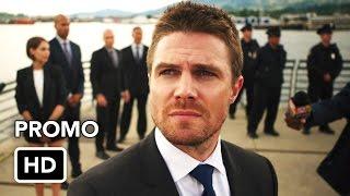 "Сериал ""Стрела"", Arrow Season 5 ""Take Care"" Promo"