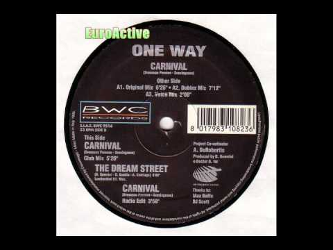 One Way - Carnival (Club Mix)