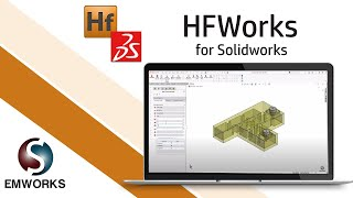 Modeling a dual band 5G filter using HFWorks and SolidWorks