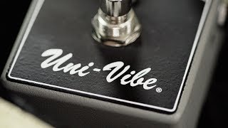 MXR M68 Uni-Vibe Video