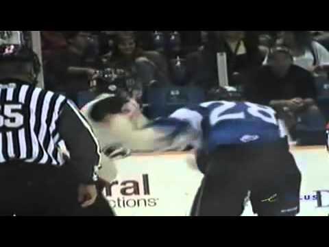 Nathan Beaulieu vs. Frederick Roy