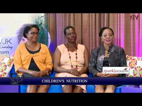 PWJK: What your child feeds on could have a huge impact on their development
