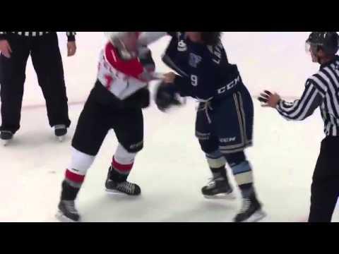 Raphael Lafontaine vs. Joey Ratelle
