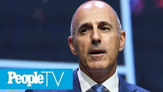 'Today' Show Colleague On Consequences Of Rejecting Matt Lauer's 'Flirting' | PeopleTV