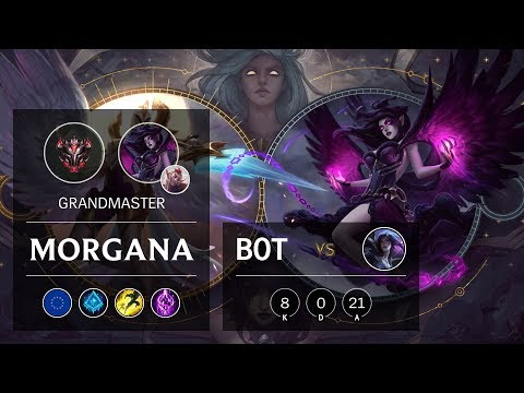 Morgana Bot vs Kai'Sa - EUW Grandmaster Patch 9.20