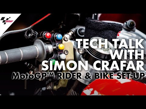 A look into the MotoGP™ rider & bike set-up | #TechTalk with Simon Crafar
