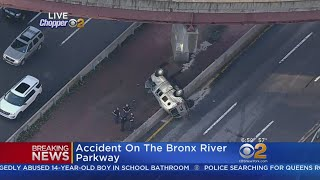 Bronx River Parkway Crash