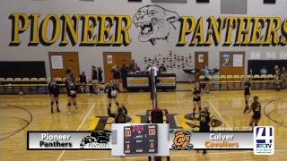 Pioneer Volleyball vs Culver